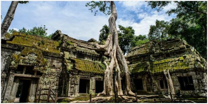 Three interesting facts about Angkor