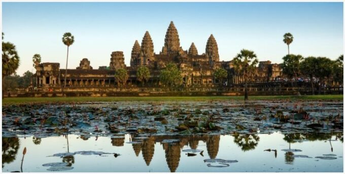What is Angkor Wat