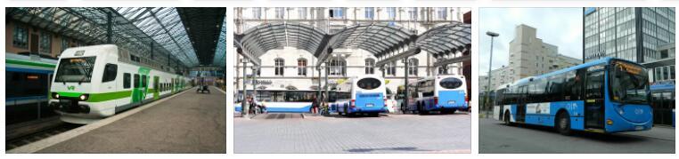Transportation in Finland