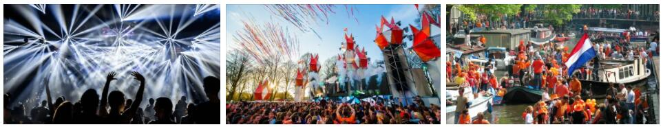 Amsterdam Festivals and Events