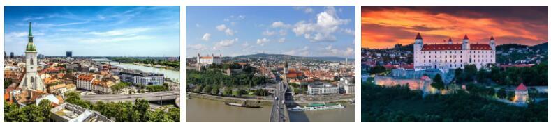 Bratislava, Slovakia Sightseeing