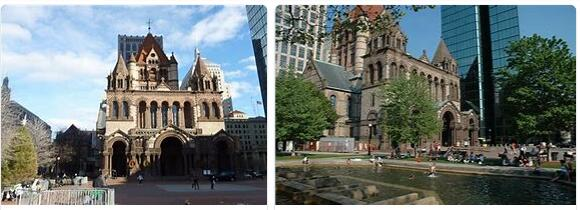 Cultural Sights and Churches in Boston