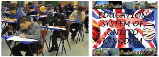 Education in United Kingdom
