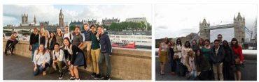 Internship in London